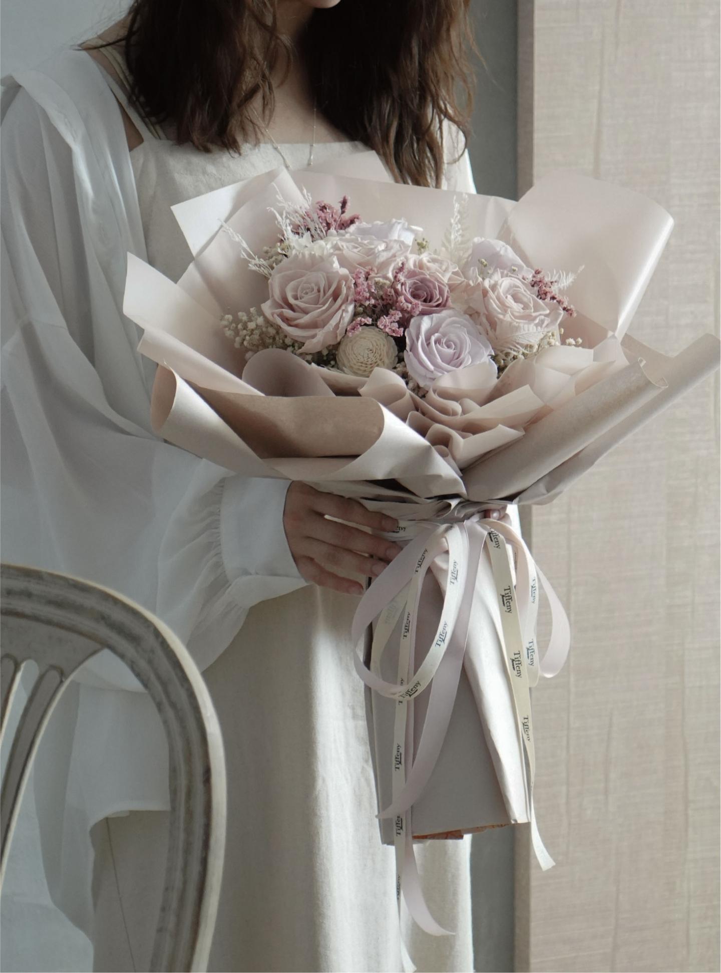 台中花店-乾燥花永生花