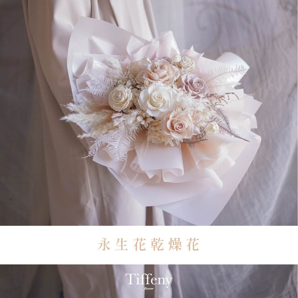 Tiffeny Flower-台中花店-花店-永生花